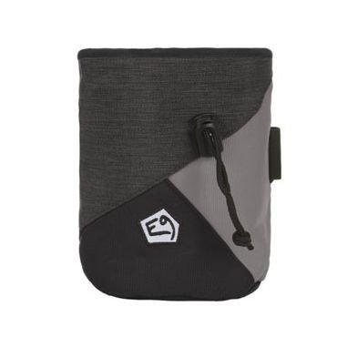 Enove Zucca Sacchetta porta magnesite griga nera