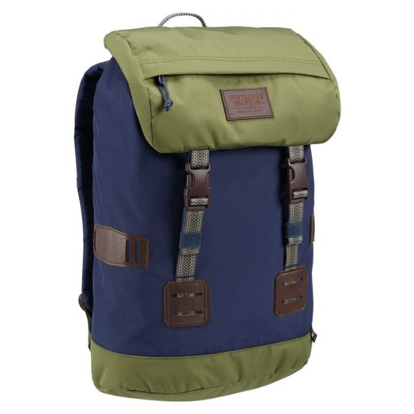 Burton Tinder Backpack zaino tempo libero porta pc blu verde