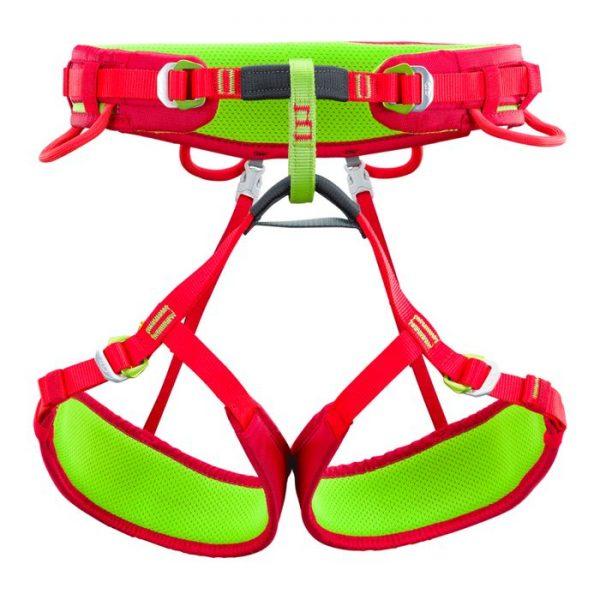 Climbing Technology Imbrago Anthea femminile donna arancione rosso verde