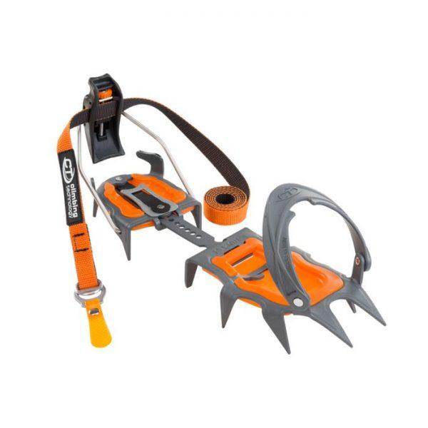 Climbing Technology Nuptse Evo Rampone alpinismo semi automatico classico