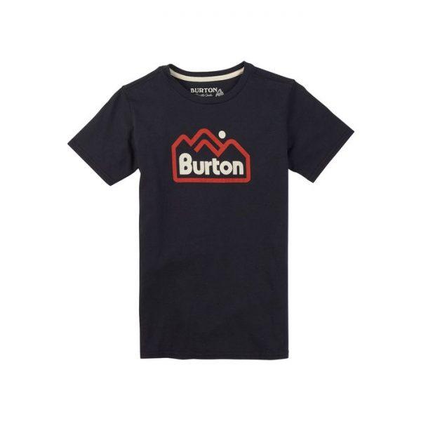 Kids' Burton Mountain Jack Short Sleeve T Shirt bambino ragazzino
