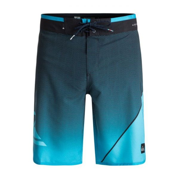 Quicksilver Highline New Wave 20 Boardshort eqybs03861 costume mare uomo ragazzo blu