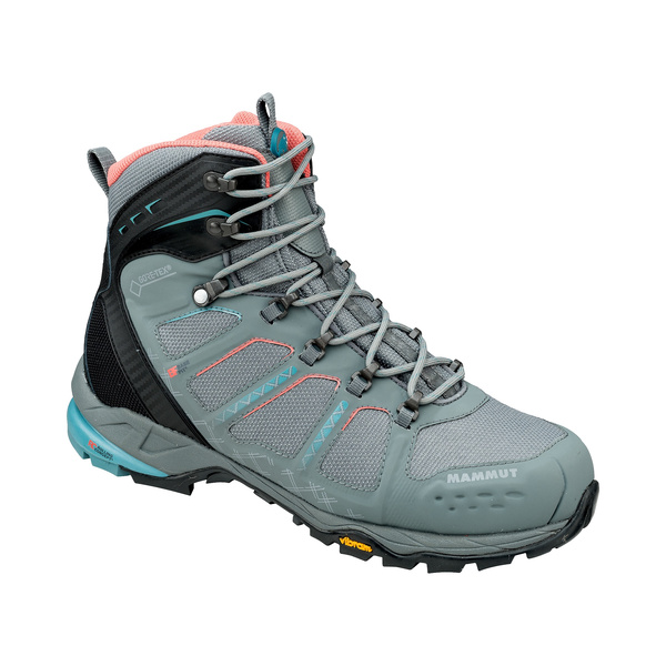 Sold Out Mammut T Aenergy High GTX Women scarponcino femminile grigio montagna  trekking daa796ea0a7