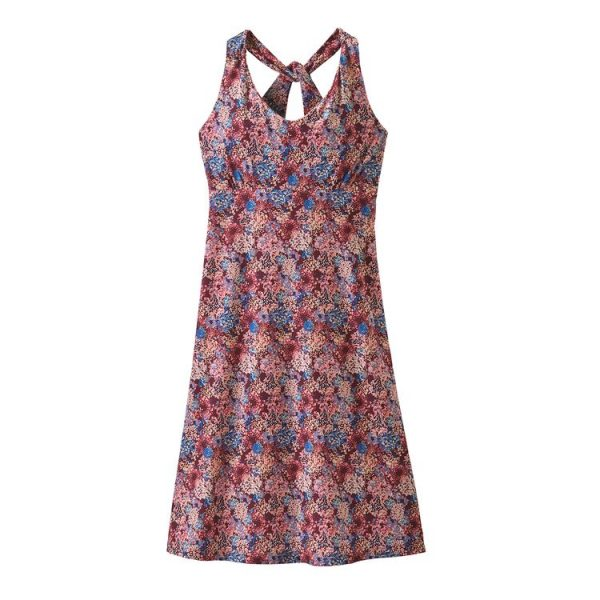 Patagonia Women's Magnolia Spring Dress petra pink vestitino estivo femminile donna