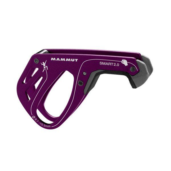 Mammut Smart 2.0 Assicuratore arrampicata viola