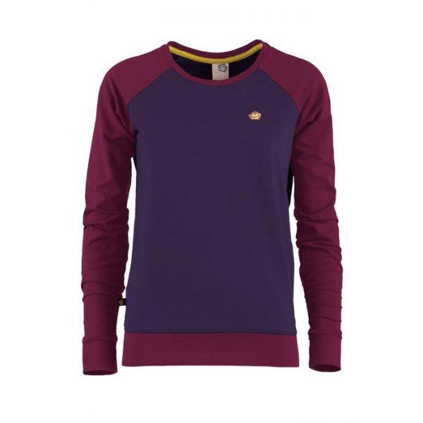 Enove E9 Felpa T-shirt Manica lunga donna Boomix e9