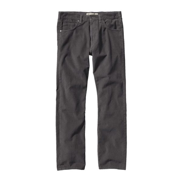 Patagonia Men's Straight Fit Cords - Regular grigio