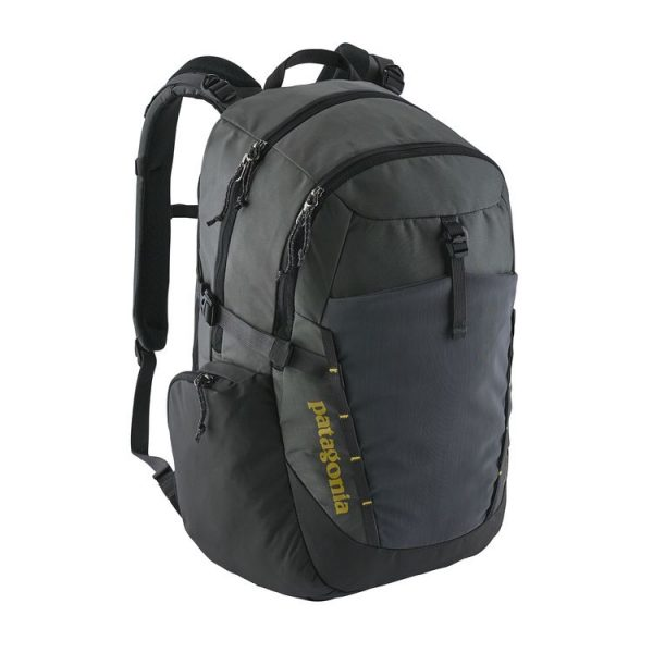 Patagonia Paxat Backpack 32L Zaino grigio multi tasche
