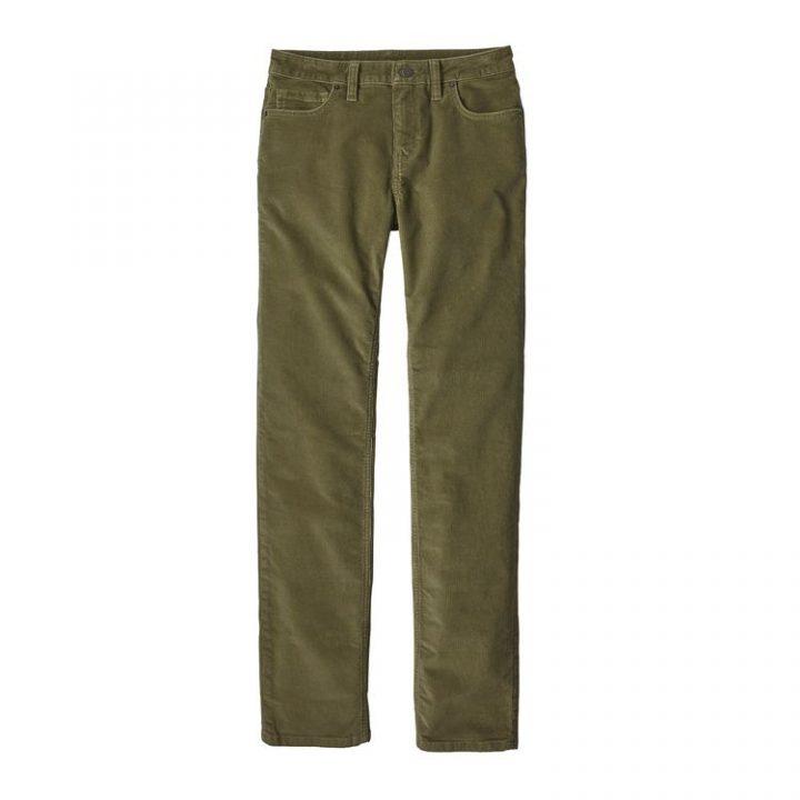 Patagonia Women's Corduroy Pants - Regular pantaloni femminili invernali caldi vellutone