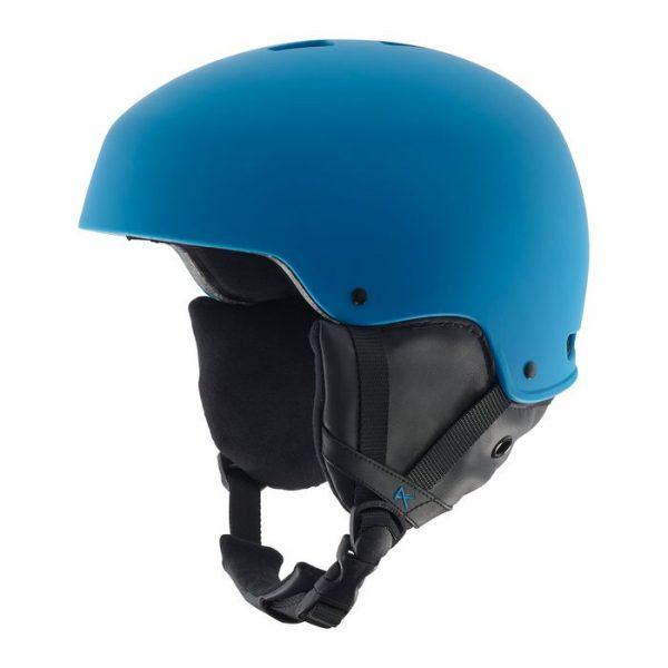 Anon Striker Casco Uomo ragazzo blue helmet
