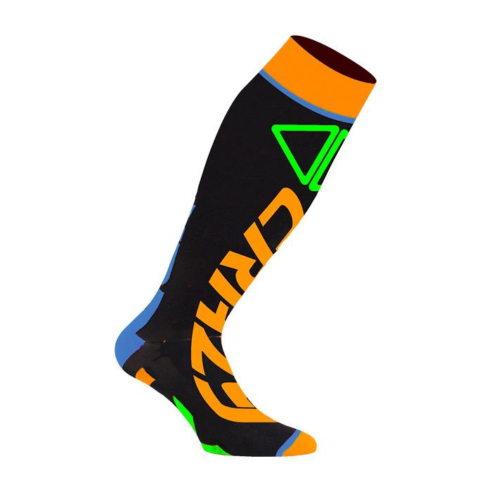 Crazy Idea Crazy Carbon Socks calza tecnica sci