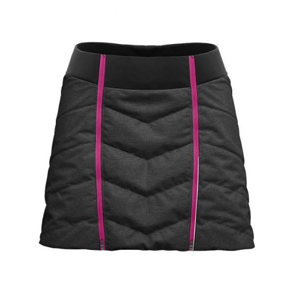 Crazy Idea Skirt Feel Woman gonna donna imbottita piumino