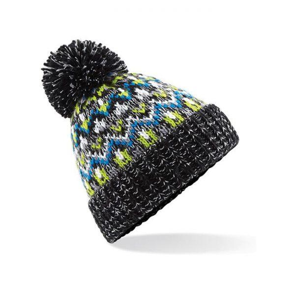 Crazy Idea Cap Sils berretto cappellino invernale lana