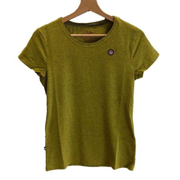 E9 T-shirt Donna Harl olive
