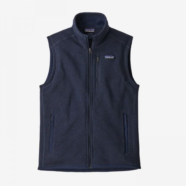 Patagonia Men's Better Sweater Fleece Vest smanicato uomo