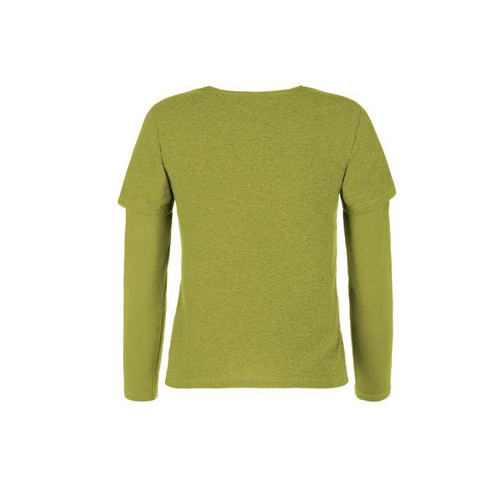 E9 Maglietta Ragazzo Bimbo Chestunt Enove T-shirt manica lunga arrampicata