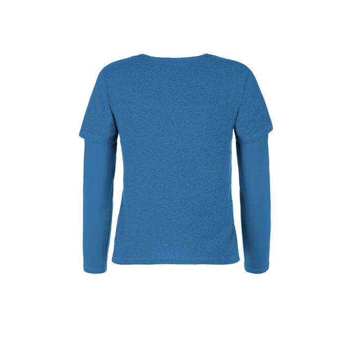 E9 Maglietta Ragazzo Bimbo Chestunt Enove T-shirt manica lunga climbing