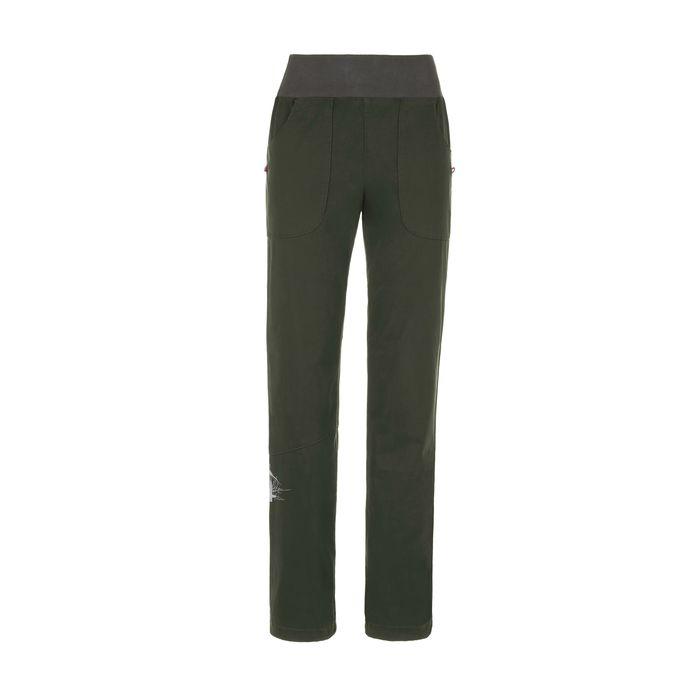 E9 Pantalone Donna Mao enove Invernale vertdone