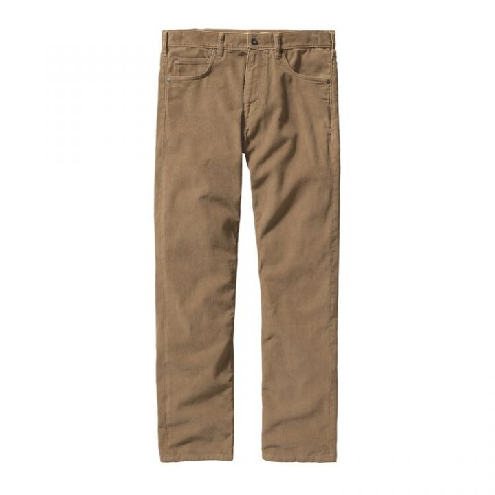 Patagonia Men's Straight Fit Cords - Regular marroni pantaloni in velluto