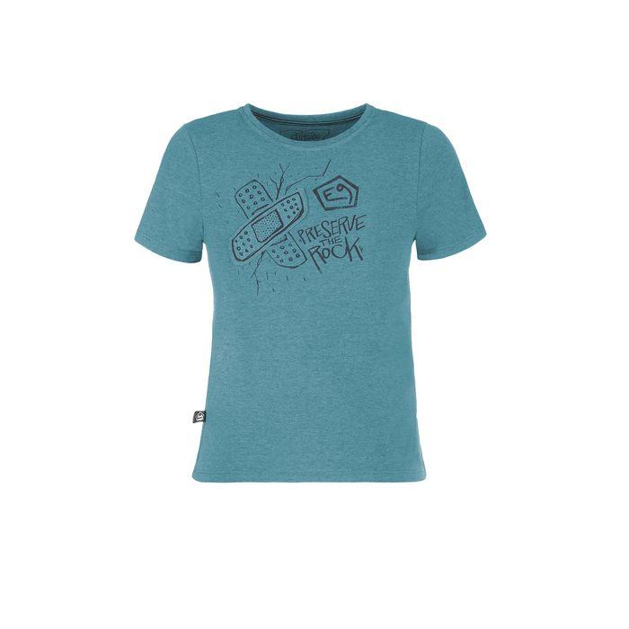 E9 T-shirt Ragazzo Plaster Enove Bambino Maglietta Arrampicata