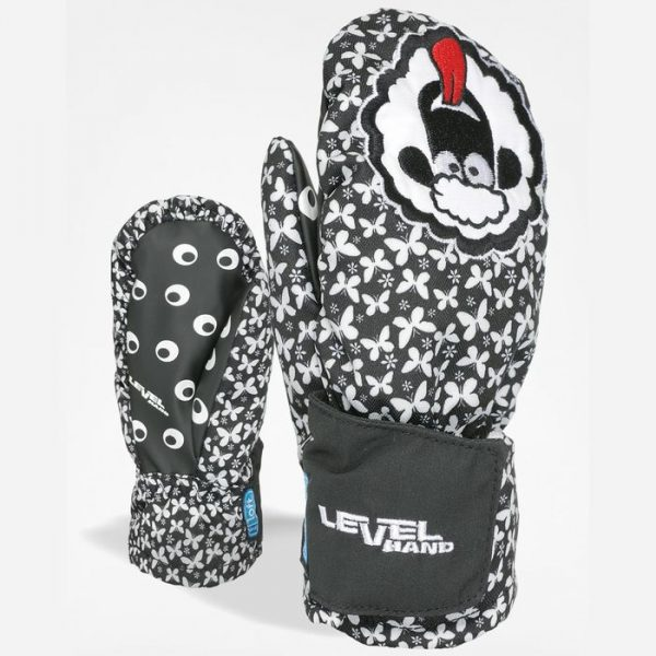Level Guanti bambino Animal Glove guantini neve bimbo