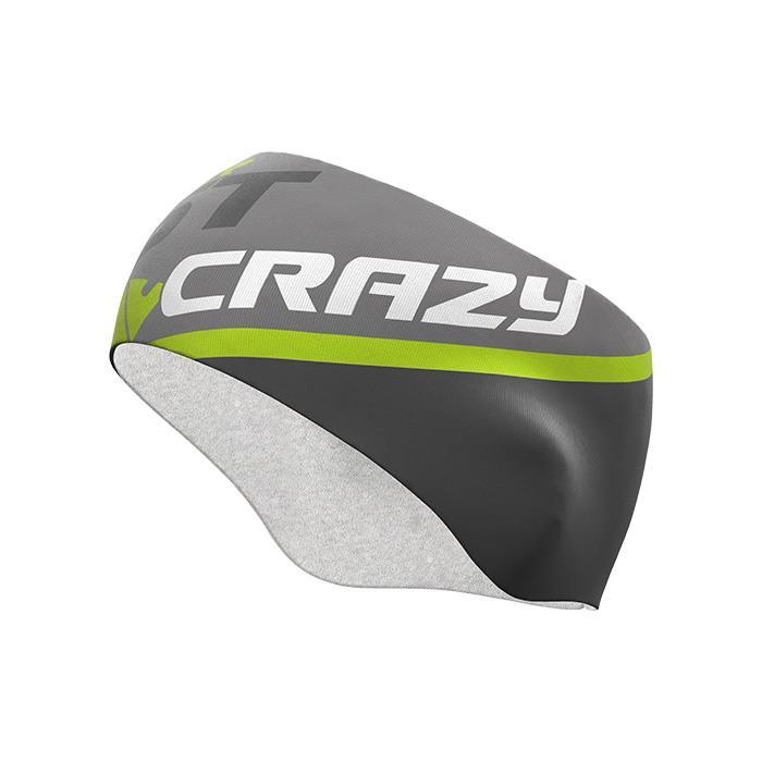 Crazy Idea Band Fast Cut Thermo para orecchie fascia corsa sci alpinismo
