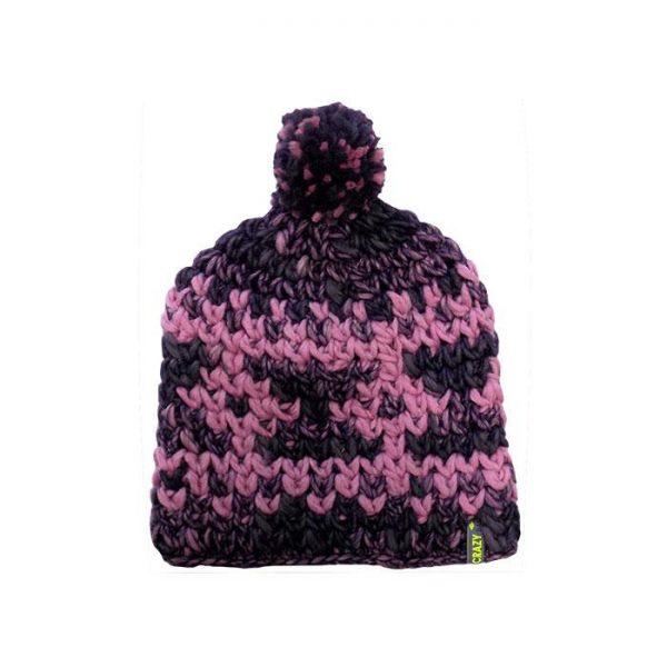 Crazy Idea Cappellino Cap Imput donna lana