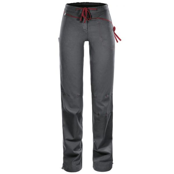 Rock Slave Down the Side Woman pantalone donna ragazza arrampicata grigio