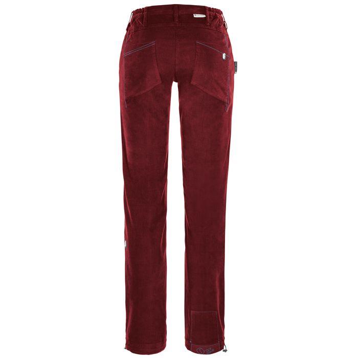 Rock Slave Pantalone Donna Gloss Pants Women rosso