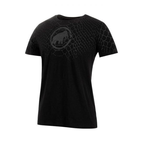Mammut Logo T-shirt Men nera