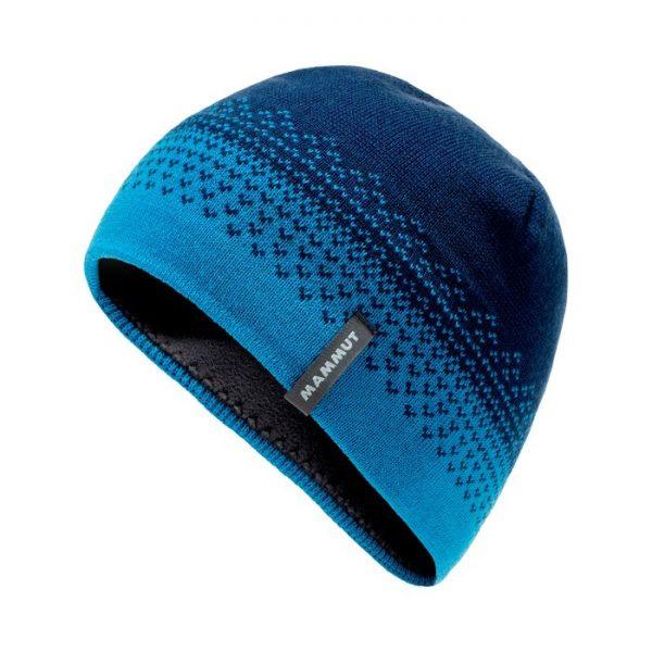 Mammut Merino Beanie Cappellino blu