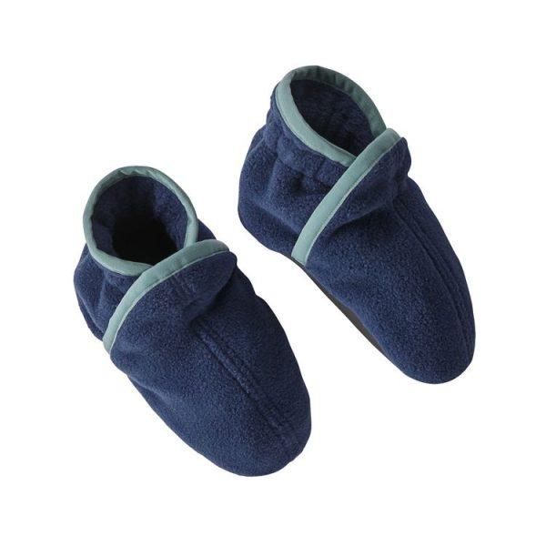 Patagonia Baby Synchilla Fleece Booties scarpe neonato bimbo ciabattine pile