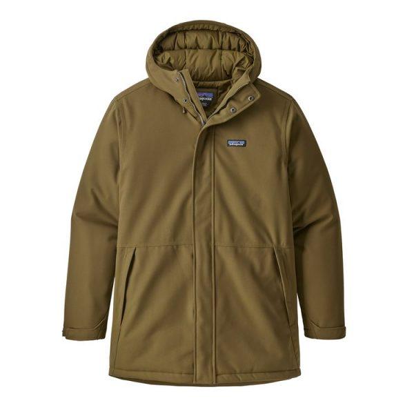 Patagonia Men's Lone Mountain Parka cappotto imbottito uomo verdone