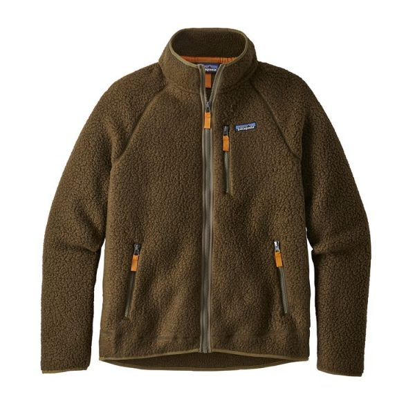 Patagonia Men's Retro Pile Fleece Jacket pile montagna maschile