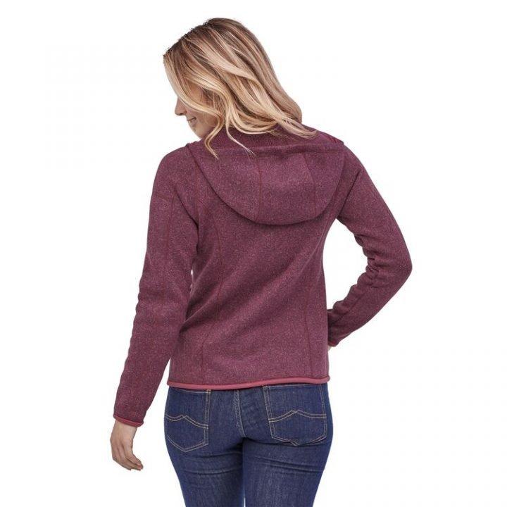 Patagonia Women's Better Sweate Full-Zip Fleece Hoody pile femminile