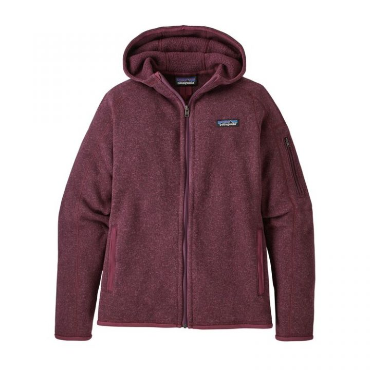 Patagonia Women's Better Sweate Full-Zip Fleece Hoody pile giacca femminile