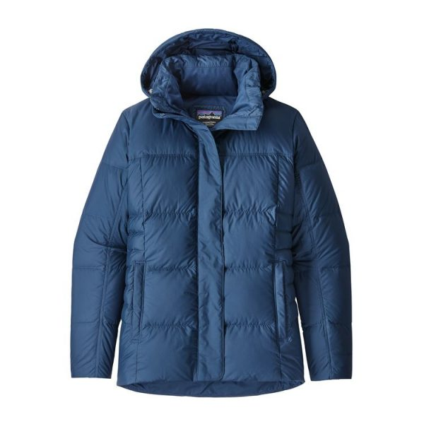 Patagonia Women's Down With It Jacket blu