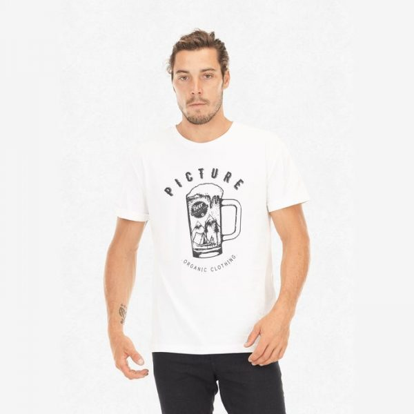 Picture T-shirt Uomo Beer