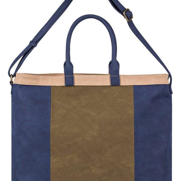 Roxy Tropicool Bag Grande borsa a tracolla ERJBP03769 verde blu