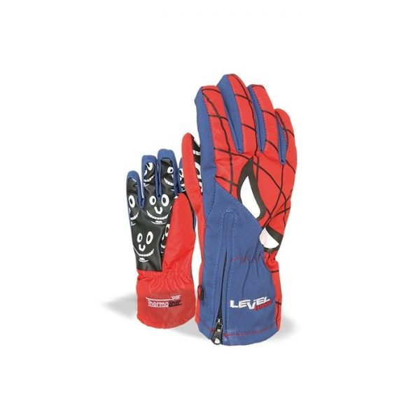 Level Guanti bambino Lucky Glove spider men guantino bambino