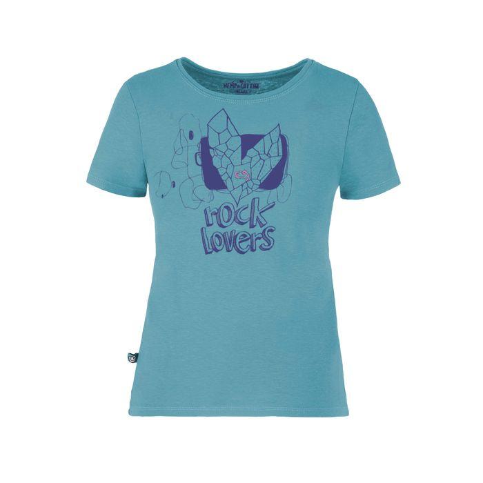 E9 Enove Love9 T-shirt Bambina Ragazza Arrampicata Climbing Maglietta c5777eb19712