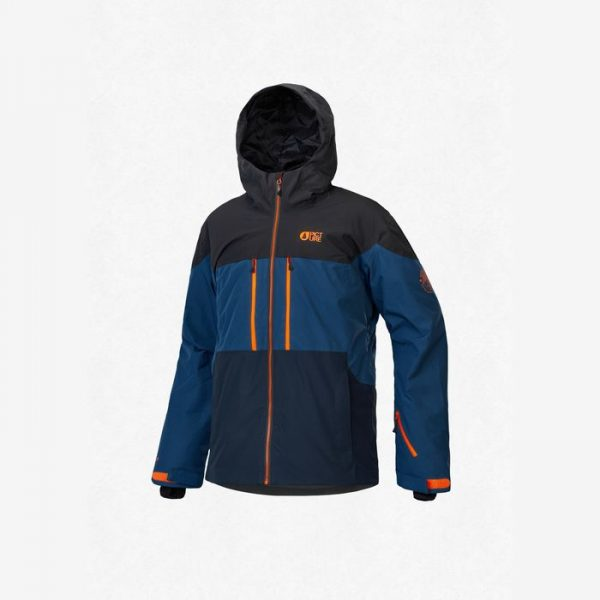 Picture Object Jacket Men giacca snowboard sci freeride uomo ragazzo