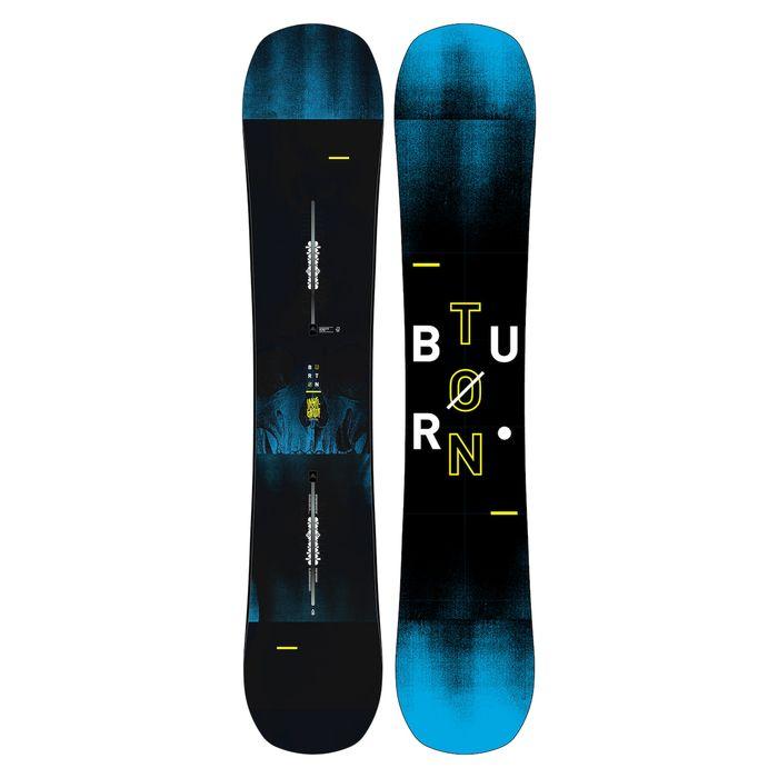 Burton Snowboard Instigator 155 flat camber 0