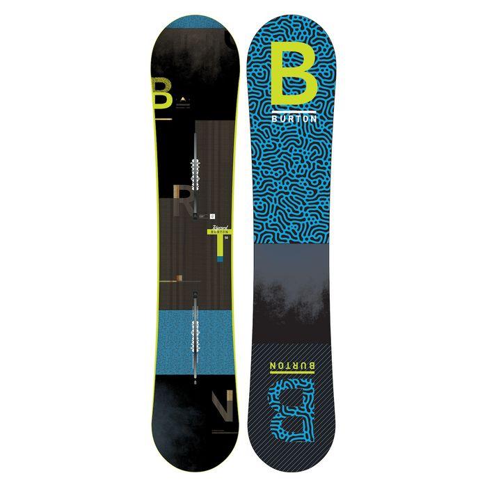 Burton ripcord snowboard uomo 156 wide tavola flat onboardstore - Marche tavole da snowboard ...