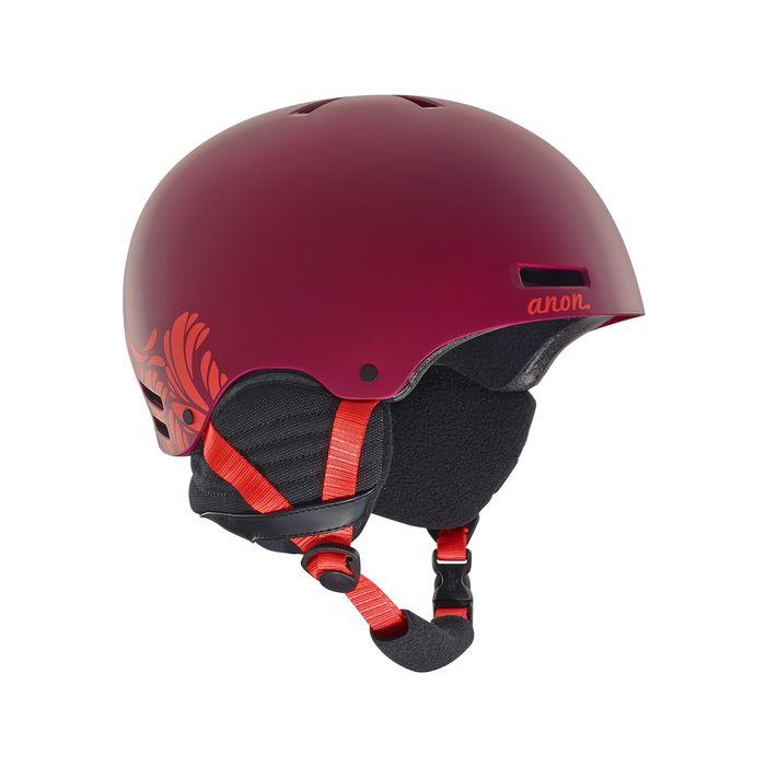 Women's Anon Greta Helmet casco donna Burton Snowboard ragazza