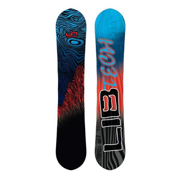 Lib-Tech Sk8 Banana Btx 154 Snowboard tavola neve skate banana magne traction