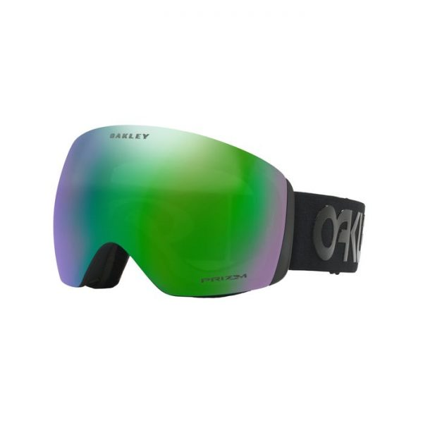 Oakley Flight Deck Factory Pilot Blackout Snow Goggle 7050-49