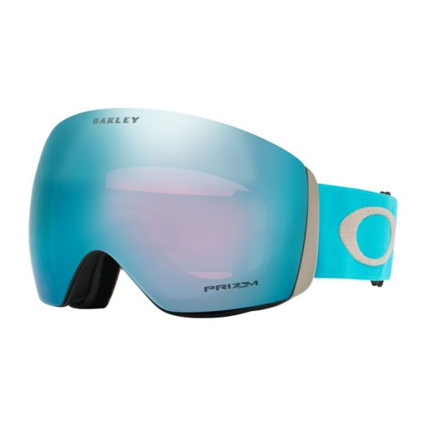 Oakley Flight Deck Maschera 7050-66_moonrock-sea-prizm-snow-sapphire-iridium