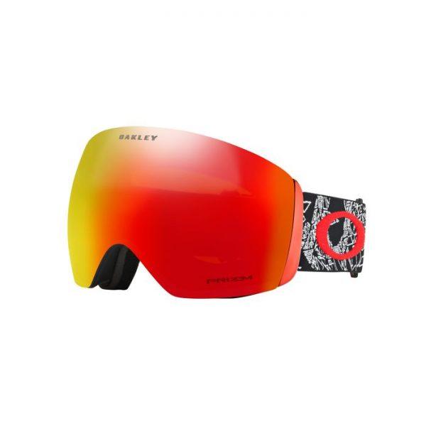 Oakley Flight Deck Torstein Horgmo Snow Goggle 7050-57 maschera sci snowboard