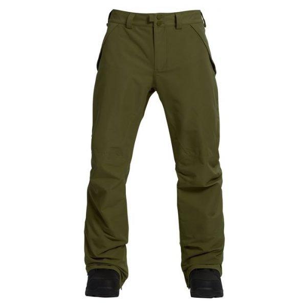 Men's Burton Vent Pant verde militare